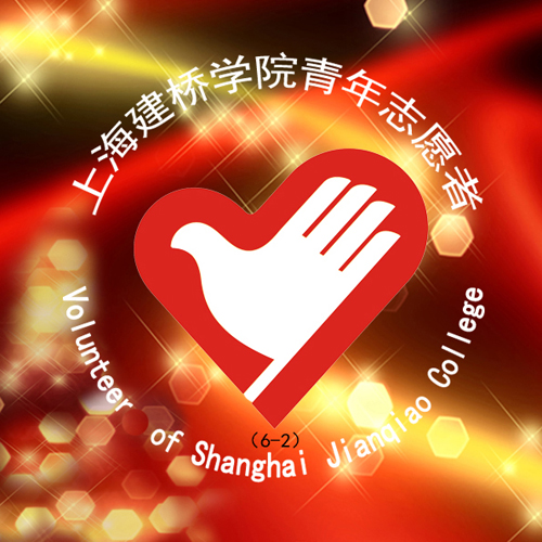 青年志愿者标志-上海建桥学院2010世博志愿者系列徽章